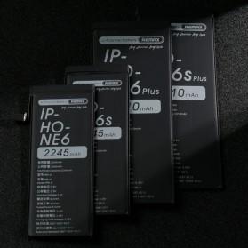 Remax Superqua Baterai iPhone 6s 2245mAh dengan Konektor - RPA-i6 - Black - 6