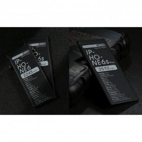 Remax Superqua Baterai iPhone 6 2245mAh Konektor with Tools Kit - RPA-i6 - Black - 5