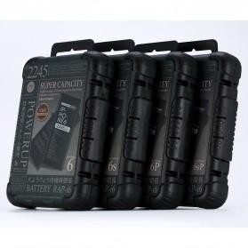 Remax Superqua Baterai iPhone 6 2245mAh Konektor with Tools Kit - RPA-i6 - Black - 7