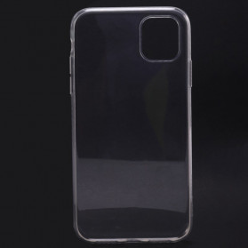 Remax Crystal Series Soft Case TPU for iPhone 11 Pro - RM-1688 - Transparent - 2