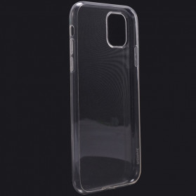Remax Crystal Series Soft Case TPU for iPhone 11 Pro - RM-1688 - Transparent - 3