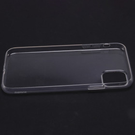 Remax Crystal Series Soft Case TPU for iPhone 11 Pro - RM-1688 - Transparent - 4