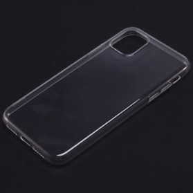 Remax Crystal Series Soft Case TPU for iPhone 11 Pro - RM-1688 - Transparent - 5