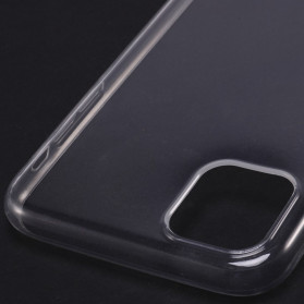 Remax Crystal Series Soft Case TPU for iPhone 11 Pro - RM-1688 - Transparent - 6