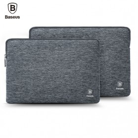 Tablet Casing / Softcase / Hardcase - Baseus Sleeve Case for Macbook Pro 2016 13 Inch Touch Bar - Gray