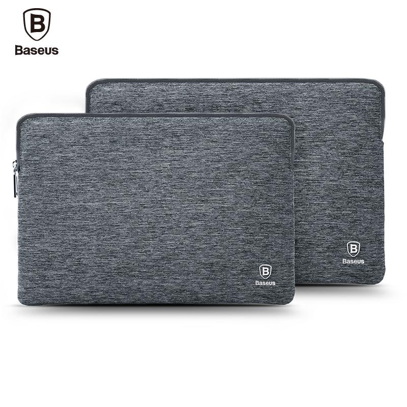 ... Baseus Sleeve Case for Macbook Pro 2016 13 Inch Touch Bar - Gray - 1 ... 55e44e2438