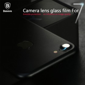 Baseus Camera Lens Glass Protector for iPhone 7 - Transparent