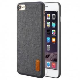 Baseus Sunie Series Grain Case for iPhone 7 Plus - Gray