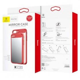 Baseus Mirror Hardcase for iPhone 7/8 - Black - 5