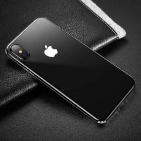 Baseus Anti Crack Slim Series TPU Case for iPhone X - Transparent