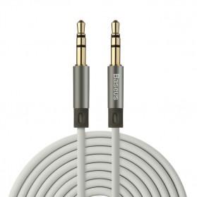 Baseus Kabel AUX 3.5mm 1.2 Meter - Gray