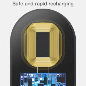 Baseus Qi Wireless Charging Receiver USB Type C - WXTE-B01 - Black - 6