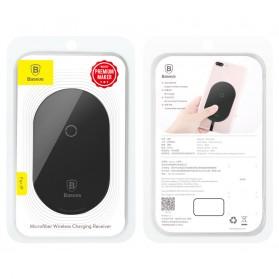 Baseus Qi Wireless Charging Receiver USB Type C - WXTE-B01 - Black - 9