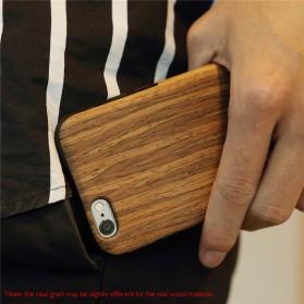 Rock Origin Series Grained Case for iPhone 6/6s - Wooden - 3