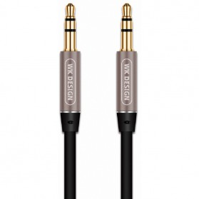 WK Melody Kabel AUX 3.5mm - WDC-019 - Black