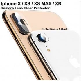 WK Kingkong Camera Lens Glass Protector for iPhone XS Max - Transparent - 2
