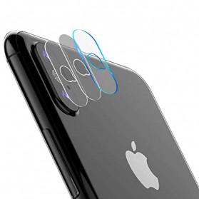 WK Kingkong Camera Lens Glass Protector for iPhone XS Max - Transparent - 3
