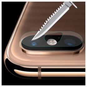 WK Kingkong Camera Lens Glass Protector for iPhone XS Max - Transparent - 4