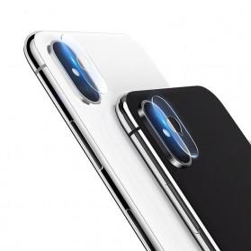 WK Kingkong Camera Lens Glass Protector for iPhone XS Max - Transparent - 5