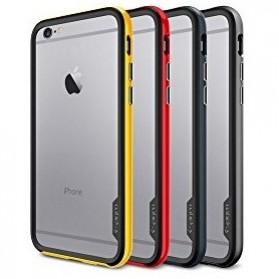 SGP Neo Hybrid Ex Plastic Case for iPhone 6 Plus (OEM) - Silver