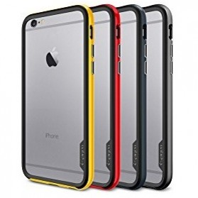 SGP Neo Hybrid Ex Plastic Case for iPhone 6 Plus (OEM) - Blue