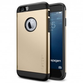 SGP Slim Armor Plastic + TPU Combination Case for iPhone 6 - Golden