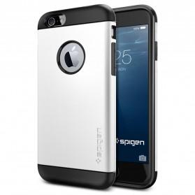SGP Slim Armor Plastic + TPU Combination Case for iPhone 6 Plus (OEM) - White