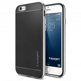 SGP Neo Hybrid iPhone 6 Plus Hardcase (OEM) - Silver
