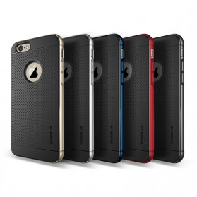 Verus Neo Hybrid Metal Case for iPhone 6 Plus - White
