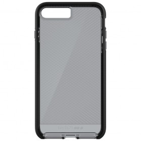 Tech21 Evo Check Case for iPhone 7/8 - Black - 8