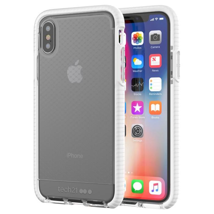 Tech21 Evo Check Case For Iphone X Transparent Jakartanotebook Com