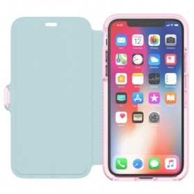 Tech21 Evo Wallet Case for iPhone X - Rose - 2