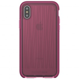 Tech21 Evo Wave Case for iPhone X - Pink - 5