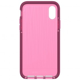 Tech21 Evo Wave Case for iPhone X - Pink - 8