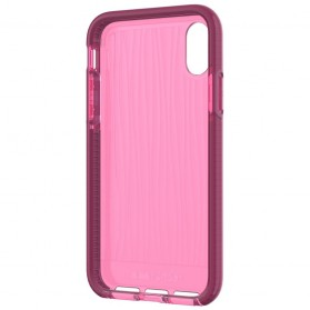 Tech21 Evo Wave Case for iPhone X - Pink - 9