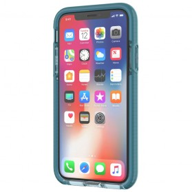 Tech21 Evo Wave Case for iPhone X - Blue - 3