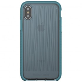 Tech21 Evo Wave Case for iPhone X - Blue - 5