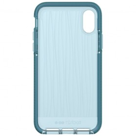 Tech21 Evo Wave Case for iPhone X - Blue - 8