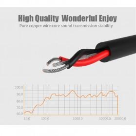 Vention Kabel Audio AUX 3.5mm L Jack 0.5 Meter - Blue - 2