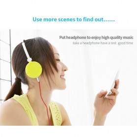 Vention Kabel Audio AUX 3.5mm L Jack 0.5 Meter - Blue - 3