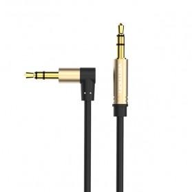 Vention Kabel Audio AUX 3.5mm L Jack 1 Meter - Black