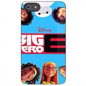 Big Hero Plastic Case for iPhone 6 - PS03