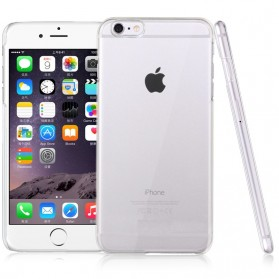 GERTONG Crystal Ultra Thin Hard Case for iPhone 6 Plus - G6 - Transparent - 2