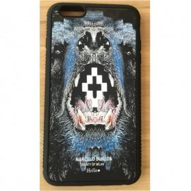Marcelo Burlon 4 TPU Case for iPhone 5/5s/SE