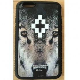 Marcelo Burlon 8 TPU Case for iPhone 5/5s/SE