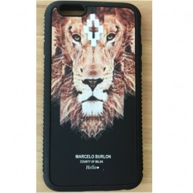Marcelo Burlon 9 TPU Case for iPhone 6