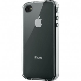 Silicone Case for iPhone 4 & 4S - Transparent - 2