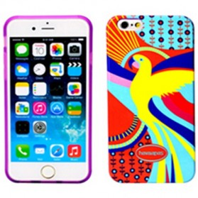 Havaianas Plastic Case for iPhone 6 - Pattern 3