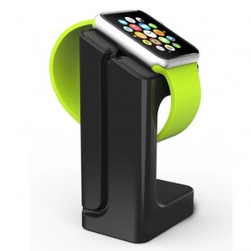 SZKOSTON Apple Watch Wireless Charging Dock Stand - V5 - Black