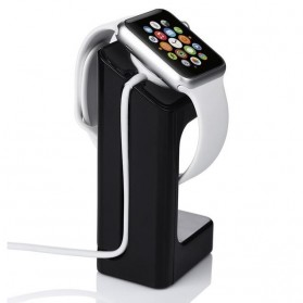SZKOSTON Apple Watch Wireless Charging Dock Stand - V5 - Black - 3